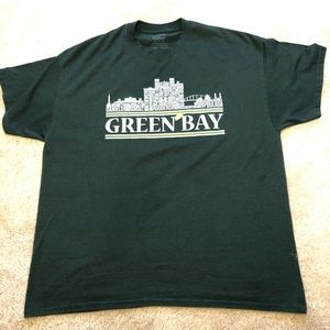 Green Bay Packers NFL Team Roster T-Shirt